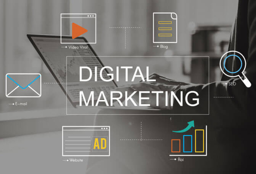 Have A Global Presence With Digital Marketing Company
